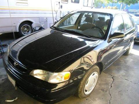 1999 Toyota Corolla for sale at Crow`s Auto Sales in San Jose CA