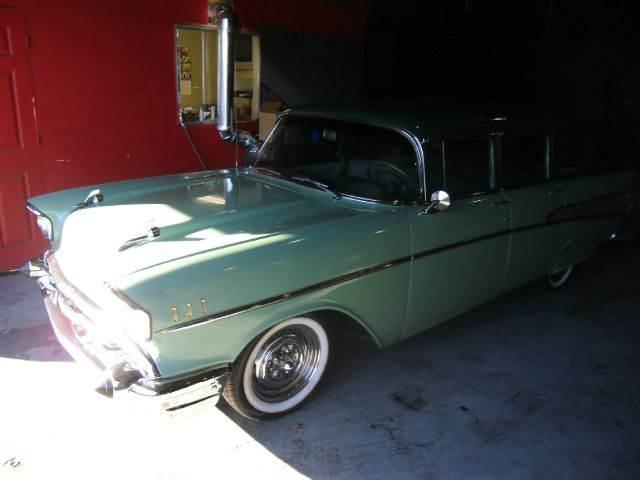1957 CHEVROLET BEL AIR green 0 miles VIN xxxxxxxxxxxxx1957