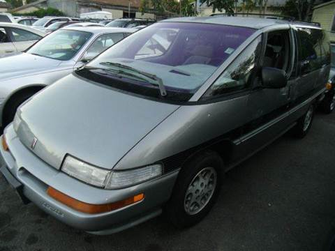1996 Oldsmobile Silhouette for sale at Crow`s Auto Sales in San Jose CA