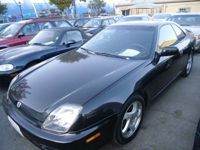 1997 HONDA PRELUDE black 2 doorair conditioningalloy wheelsautomatic transmissioncruise contr