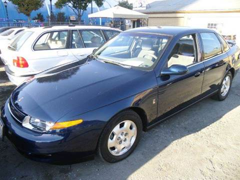2001 Saturn L-Series for sale at Crow`s Auto Sales in San Jose CA