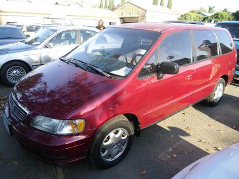 1995 Honda Odyssey for sale at Crow`s Auto Sales in San Jose CA