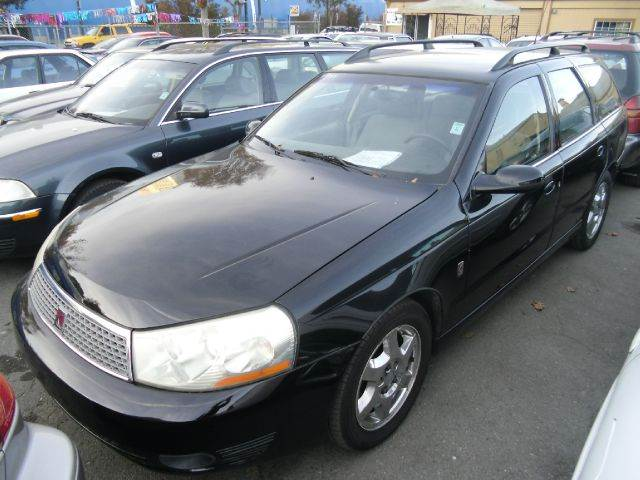 2003 SATURN L-SERIES LW300 black air conditioningalloy wheelsamfm radioanti-brake system non