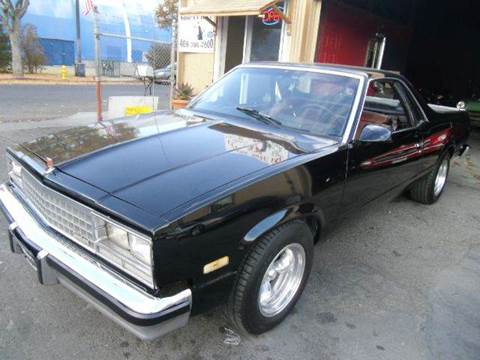 1987 GMC Caballero for sale at Crow`s Auto Sales in San Jose CA