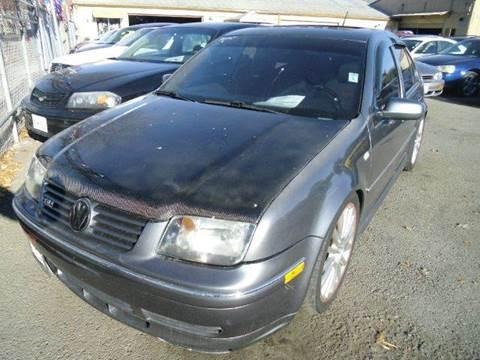 2005 Volkswagen Jetta for sale at Crow`s Auto Sales in San Jose CA