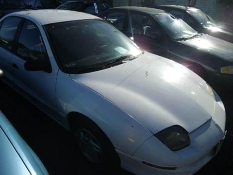 1996 Pontiac Sunfire for sale at Crow`s Auto Sales in San Jose CA