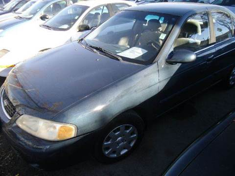 2001 Nissan Sentra for sale at Crow`s Auto Sales in San Jose CA