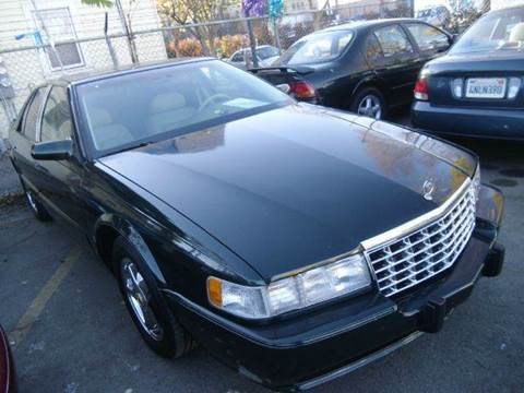 1996 Cadillac Seville for sale at Crow`s Auto Sales in San Jose CA