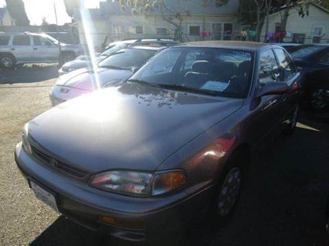 1996 Toyota Camry for sale at Crow`s Auto Sales in San Jose CA
