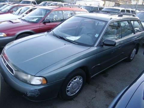 1995 Subaru Legacy for sale at Crow`s Auto Sales in San Jose CA