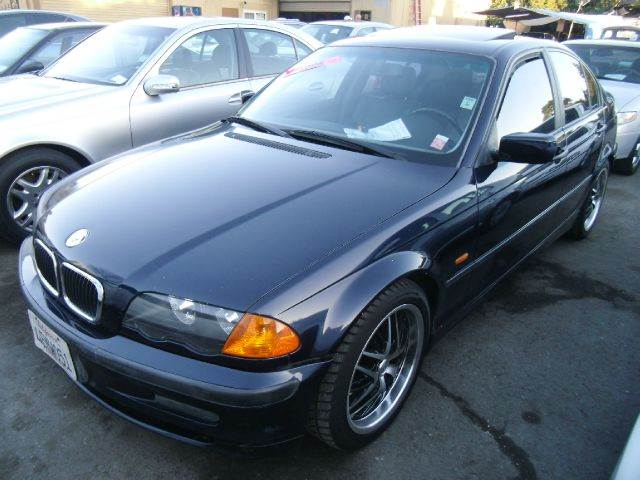 1999 BMW 3 SERIES 323I blue abs brakesair conditioningamfm radioanti-brake system 4-wheel ab