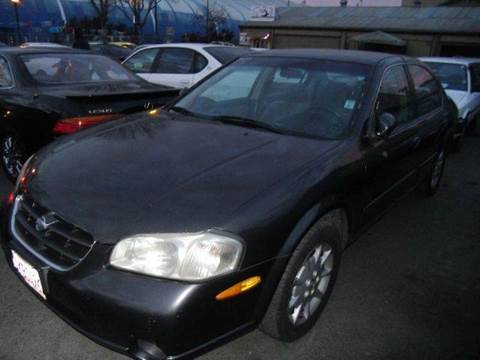 2000 Nissan Maxima for sale at Crow`s Auto Sales in San Jose CA