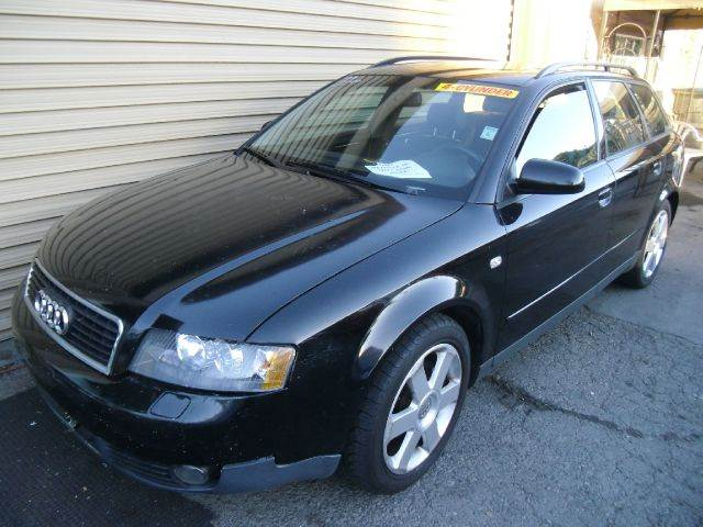 2003 AUDI A4 18T QUATTRO WITH TIPTRONIC black 4wdawdabs brakesair conditioningalloy wheelsa