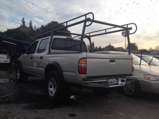 2004 Toyota Tacoma for sale at Crow`s Auto Sales in San Jose CA