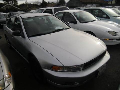 2000 Mitsubishi Galant for sale at Crow`s Auto Sales in San Jose CA