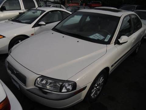 2001 Volvo S80 for sale at Crow`s Auto Sales in San Jose CA