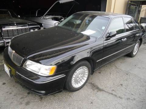 1999 Infiniti Q45 for sale at Crow`s Auto Sales in San Jose CA
