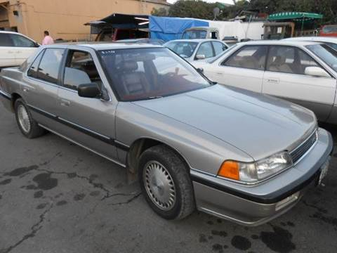 1989 Acura Legend for sale at Crow`s Auto Sales in San Jose CA