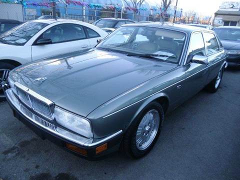 1994 Jaguar XJ for sale at Crow`s Auto Sales in San Jose CA