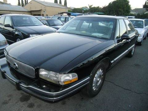 1995 Buick LeSabre for sale at Crow`s Auto Sales in San Jose CA