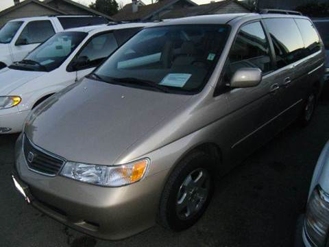 1999 Honda Odyssey for sale at Crow`s Auto Sales in San Jose CA