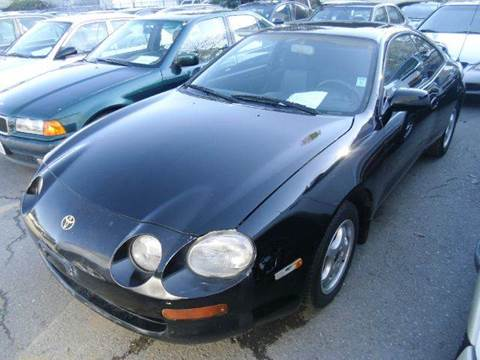 1995 Toyota Celica for sale at Crow`s Auto Sales in San Jose CA