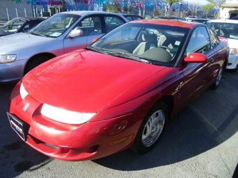 1999 Saturn S-Series for sale at Crow`s Auto Sales in San Jose CA
