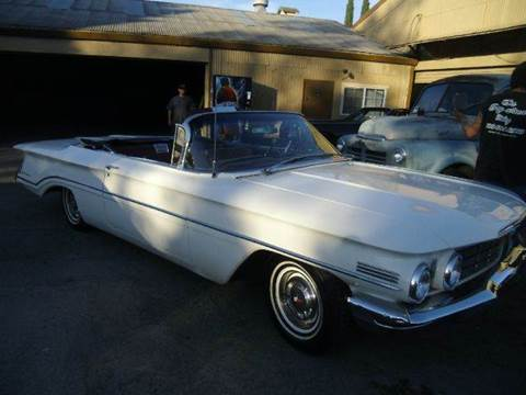 1960 Oldsmobile Dynamic 88 Convertible for sale at Crow`s Auto Sales in San Jose CA