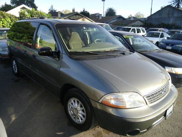 2001 FORD WINDSTAR LX green abs brakesair conditioningamfm radioanti-brake system 4-wheel ab