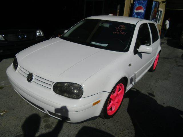 2001 Volkswagen Golf for sale at Crow`s Auto Sales in San Jose CA