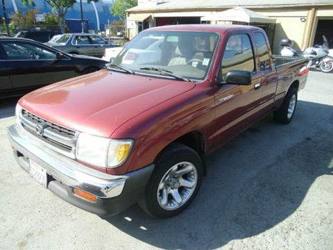 1998 Toyota Tacoma for sale at Crow`s Auto Sales in San Jose CA