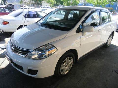 2011 Nissan Versa for sale at Crow`s Auto Sales in San Jose CA