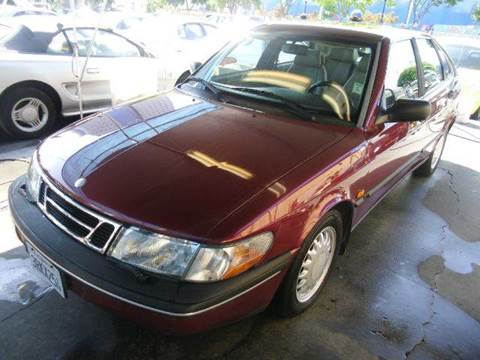 1996 Saab 900 for sale at Crow`s Auto Sales in San Jose CA