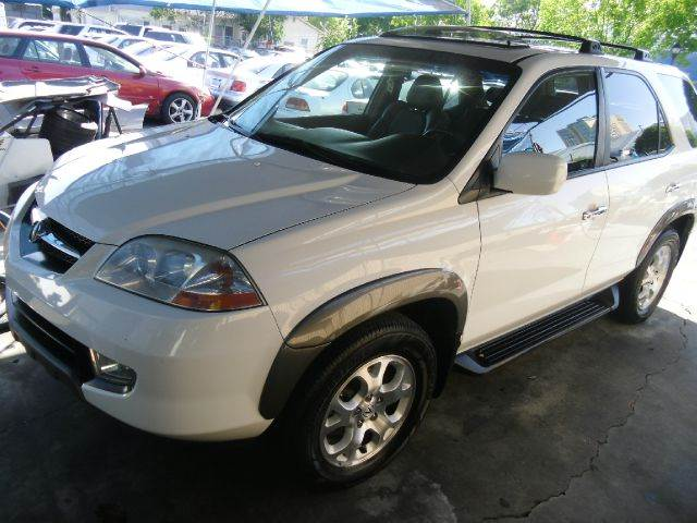 2002 Acura MDX for sale at Crow`s Auto Sales in San Jose CA