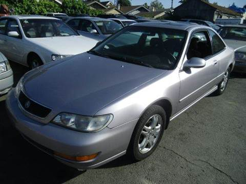 1998 Acura CL for sale at Crow`s Auto Sales in San Jose CA