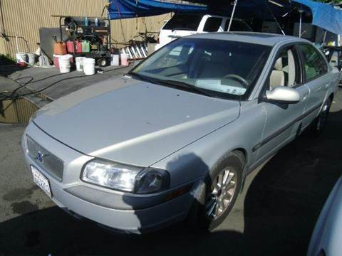1999 Volvo S80 for sale at Crow`s Auto Sales in San Jose CA
