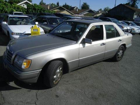 1994 Mercedes-Benz E-Class for sale at Crow`s Auto Sales in San Jose CA