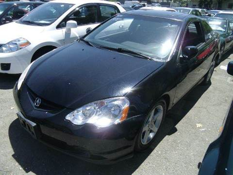 2003 Acura RSX for sale at Crow`s Auto Sales in San Jose CA