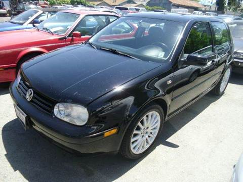 2004 Volkswagen GTI for sale at Crow`s Auto Sales in San Jose CA