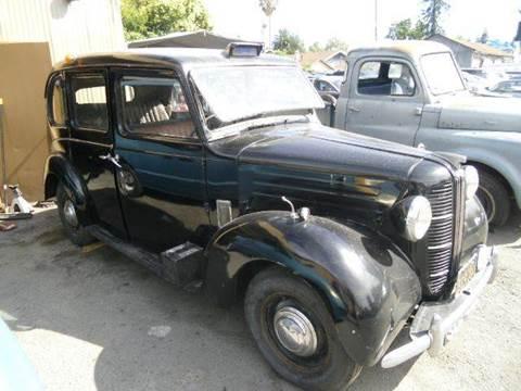 1952 Austin Taxi