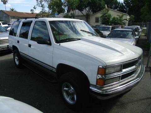 1998 Chevrolet Tahoe for sale in San Jose, CA
