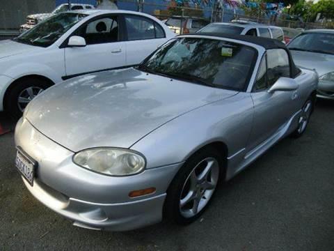 2003 Mazda MAZDASPEED MX-5 for sale in San Jose, CA