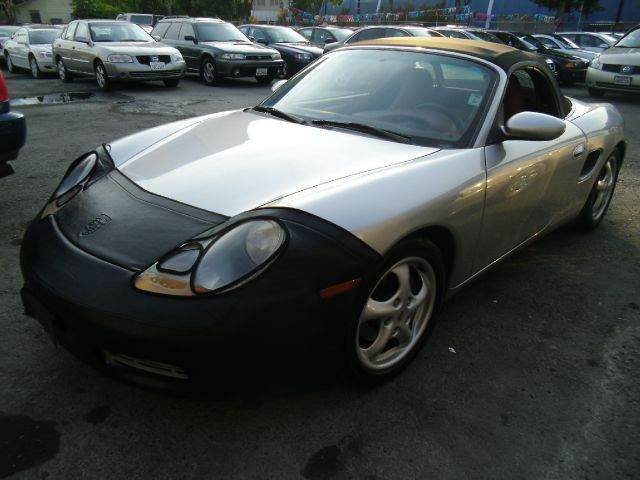 1998 Porsche Boxster for sale at Crow`s Auto Sales in San Jose CA