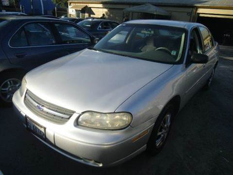 2005 Chevrolet Classic for sale at Crow`s Auto Sales in San Jose CA