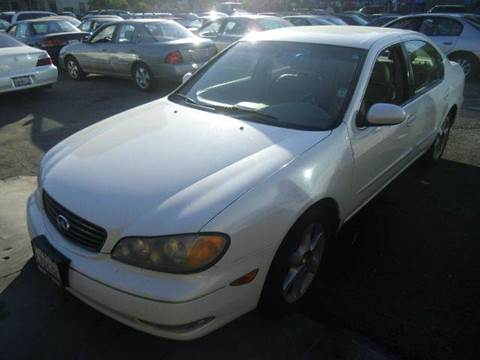 2003 Infiniti I35 for sale at Crow`s Auto Sales in San Jose CA