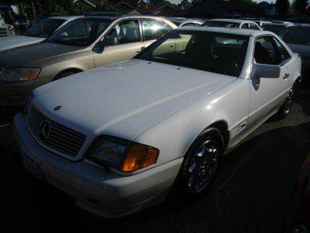 1994 Mercedes-Benz SL-Class for sale at Crow`s Auto Sales in San Jose CA