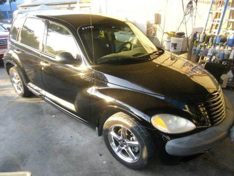 2001 Chrysler PT Cruiser for sale at Crow`s Auto Sales in San Jose CA