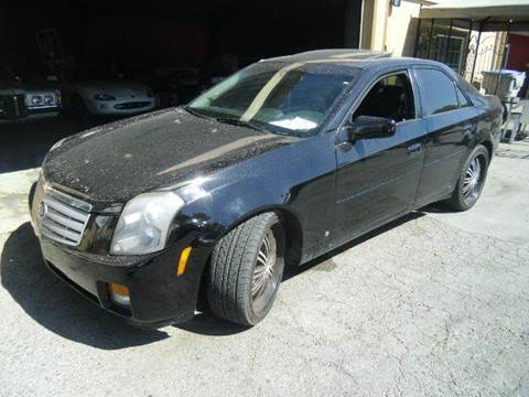 2007 Cadillac CTS for sale at Crow`s Auto Sales in San Jose CA
