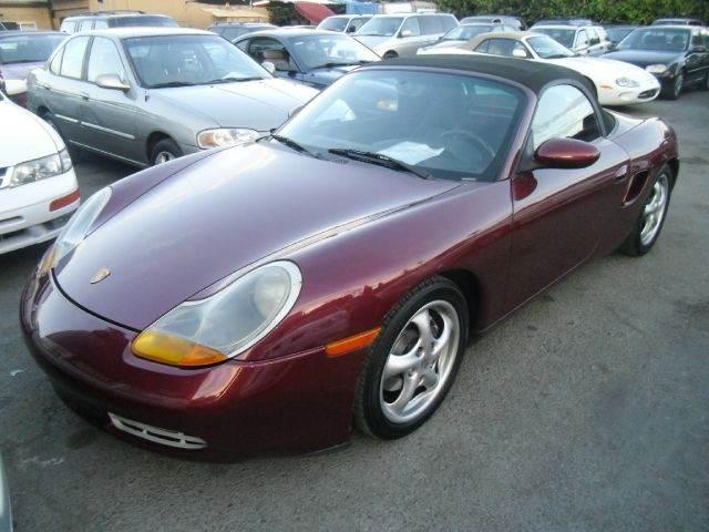 2000 Porsche Boxster for sale at Crow`s Auto Sales in San Jose CA