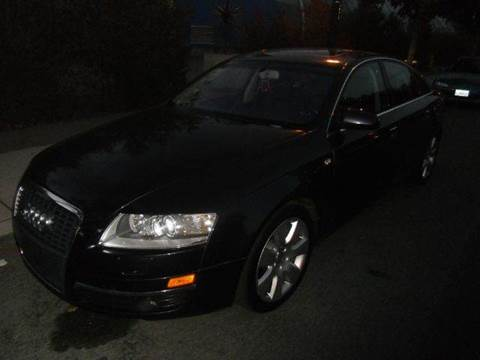 2005 Audi A6 for sale at Crow`s Auto Sales in San Jose CA